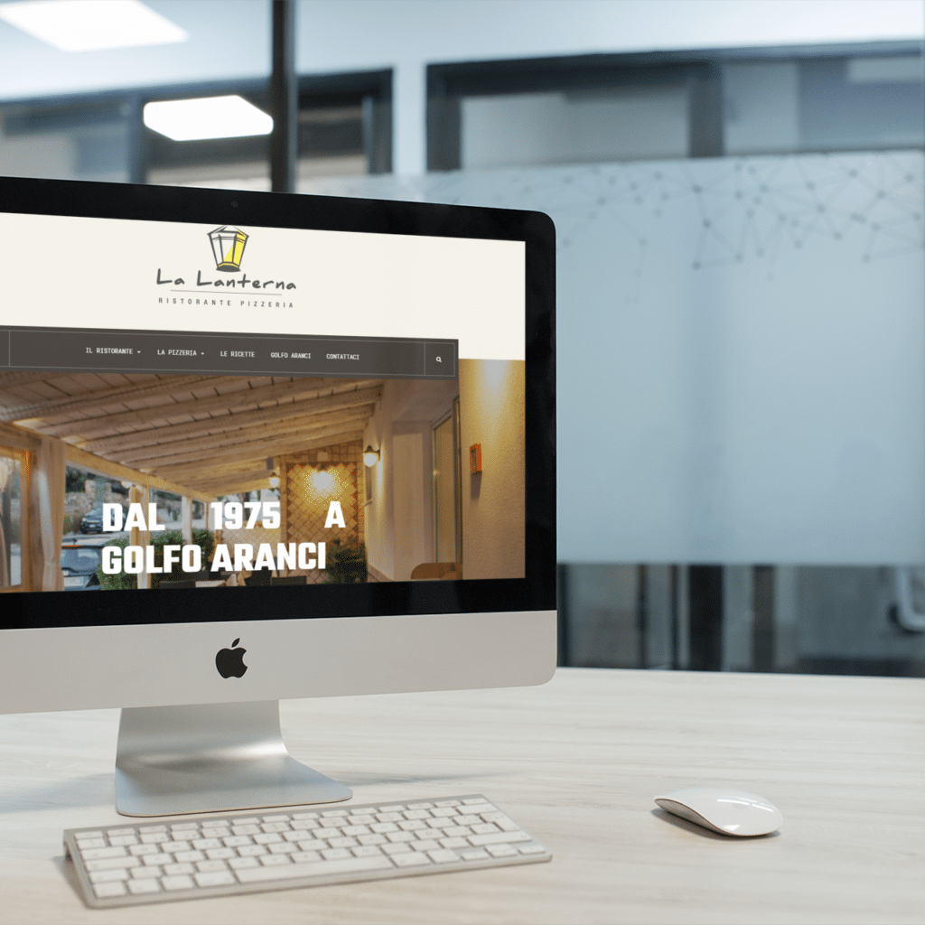 Sito web by RM Agency