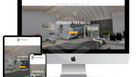 Sito web e Graphic Design RM Agency